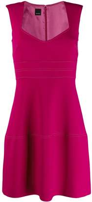 Pinko sleeveless flared dress