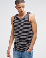 Selected Stripe Tank
