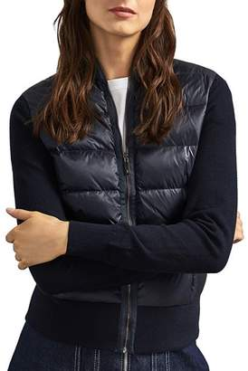 Ted Baker Xinta Vest-Style Down Jacket