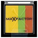 Max Factor Max Effect Trio Eyeshadow - 04 Queen Bee