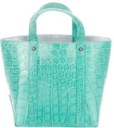 Tiffany & Co. Crocodile Avenue Shopper