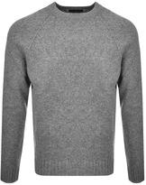 Henri Lloyd Matlask Knit Jumper Grey