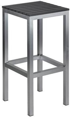 "Ebern Designs Schuldt 29.5"" Patio Bar Stool Ebern Designs"
