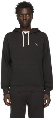 Saturdays NYC Black Ditch Slash Hoodie
