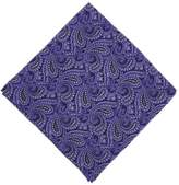 All Over Paisley Silk Handkerchief by Michelsons of London