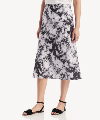 Sanctuary Women's Every Day Midi Skirt In Color: Dark Tie Dye Size XS From Sole Society