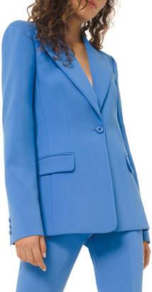 Michael Kors One-Button Blazer