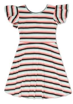 Speechless Big Girls Striped Dress