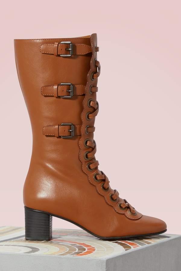 Chloé Orson boots