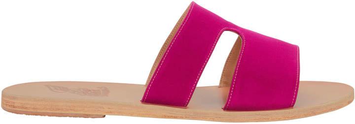 Ancient Greek Sandals Apteros Cutout Sandals