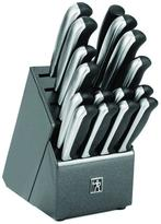 Zwilling J.A. Henckels J.A. Fine Edge Synergy 17-Piece Knife Block Set