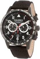 Haurex Italy Men's 9N300UNN Red Arrow Chronograph Watch