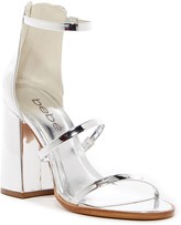 Bebe Leonaa Chunky Heeled Sandal