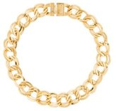 St. John Curb Chain Necklace