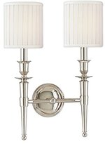 Hudson Valley Lighting 4902- Abington Wall Sconce Finish: