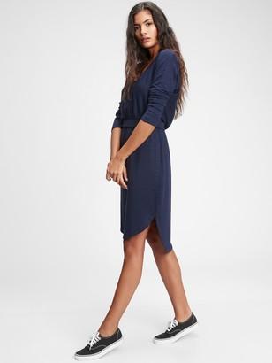 Gap Softspun Banded Waist Dress