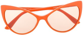 Tom Ford Anastasia cat-eye frame sunglasses