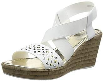 Lotus Chiara, Women'S Wedge Sandals, White (White), (39 EU)