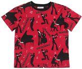 Dolce & Gabbana Siciliano Music Cotton Jersey T-Shirt