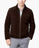 Tasso Elba Men's Pontenza Suede Jacket, Created for Macy's