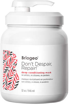 BRIOGEO Don't Despair, Repair! Deep Conditioning Mask Liter