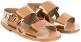 Pépé 'Specchio Castor' sandals