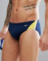 Nike Swimming Brief In Navy Ness7054-705