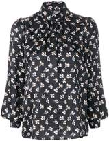 Marc Jacobs patterned blouse