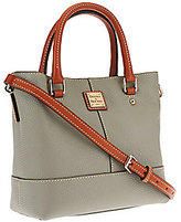 Dooney & Bourke As Is Pebble Leather Mini Chelsea Shopper