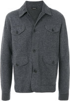 Ermenegildo Zegna patch pocket jacket