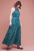 Ranna Gill Celestial Halter Gown