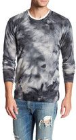 Autumn Cashmere Printed Crew Neck Cashmere Shirt