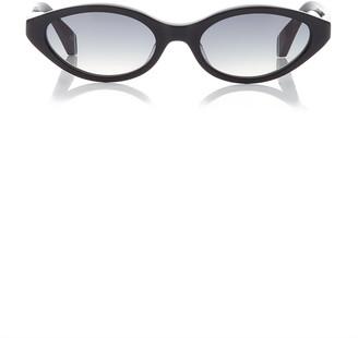 Cat Eye Kaleos Eyehunters Sharon Cat-Eye Acetate Sunglasses