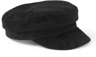 Banana Republic Suede Fisherman Hat
