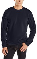 Southpole Men's Active Basic Crew Neck Fleece Pullover Sweatshirt