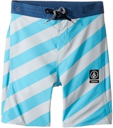 Volcom Stripey Half Stoney Boardshort Boy's Swimwear