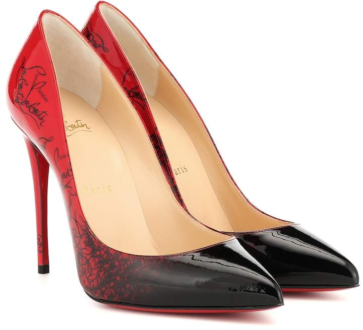super popular b4268 b7b8a Exclusive to Mytheresa Pigalle Follies 100 patent leather pumps