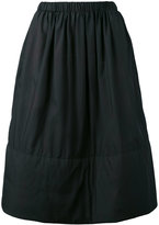 Comme des Garcons elasticated skirt - women - Polyester - M