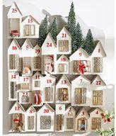 Pottery Barn Glitter Lit Houses Advent Calendar