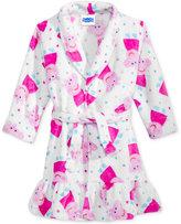 Komar Kids Peppa Pig Robe, Toddler Girls (2T-4T)