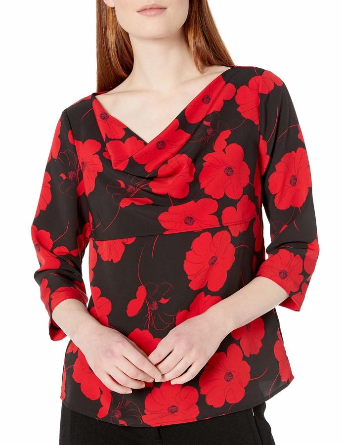 Thumbnail for your product : Lark & Ro Women's Poppy Blouse