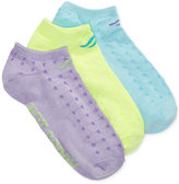 Ideology Women's 3-Pk. Multi Message Fashion Socks, Only at Macy's