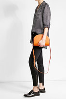 A.P.C. Half Moon Leather Shoulder Bag