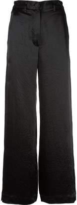Ann Demeulemeester wide-leg tailored trousers