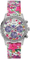 GUESS Floral Sport Watch