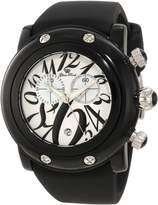 Glam Rock Women's GK1135 Miami Beach Chronograph White Dial Watch