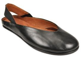 Gentle Souls Gretchen Leather Slingback Flats