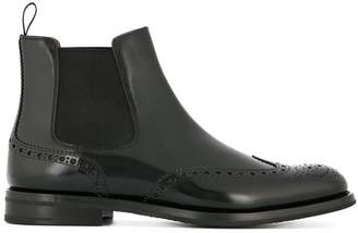 Church's round toe boots