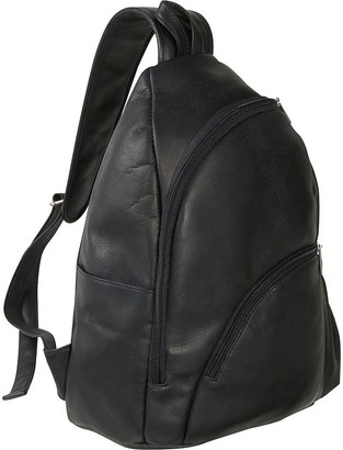 Le Donne Leather Unisex Sling Pack Bag