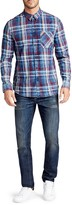William Rast Hendrix Blrd Plaid Ls